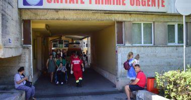 Spitalul Județean, luat cu asalt de turiști. Constănțenii, invitați să mai stea pe-acasă