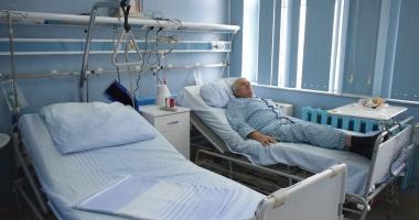 Căldură pentru bolnavii internaţi la Spitalul Judeţean Constanţa. A fost pornită centrala termică