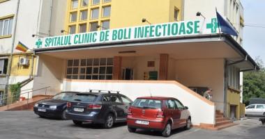 Internări pe bandă rulantă la Spitalul de Infecţioase Constanţa
