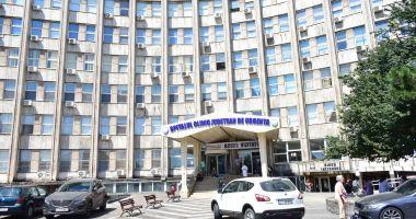 Spitalul de Urgenţă are program normal în această nouă mini-vacanţă