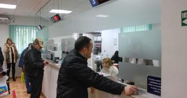 Ghișeele de Taxe și Impozite, închise în zilele de 1 și 2 mai 2014