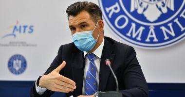 """MTS / Ionuţ Stroe: """"Este un moment extrem de greu pentru toate sporturile"""""""