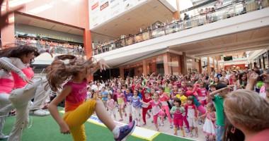 """Cluburile constănţene de sport îşi prezintă """"marfa"""" la City Park Mall"""