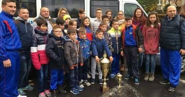 Sportivii de la CSC  Mihail Kogălniceanu au câştigat Cupa României la taekwondo