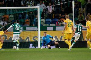 Fotbal, Liga Europa / Sporting Lisabona – FC Vaslui 2-0