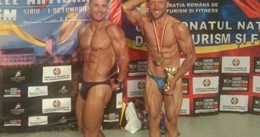 Sportiv de la CS Farul, campion național la bodybuilding