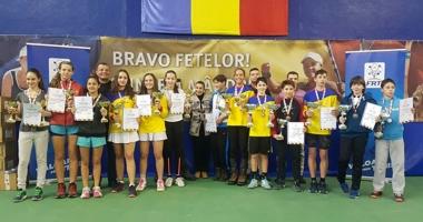 Sportiv de la CS Știința, finalist la Campionatul Național de Iarnă