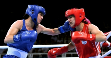 Sportivă din Mangalia, învinsă în sferturi,  la Europenele de box
