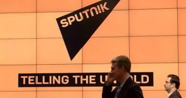 Sputnik News, controlat de Kremlin, intenţionează să deschidă birouri la Bucureşti şi Chişinău