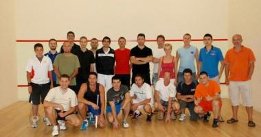Show de zile mari la turneul de squash de la West Side