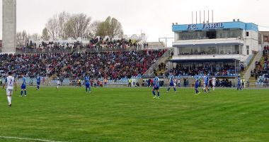 SSC Farul, acces interzis pe stadion!