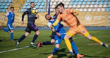 Fotbal / U Cluj - SSC Farul Constanța 2-1. Universitatea Cluj, provizoriu pe locul doi
