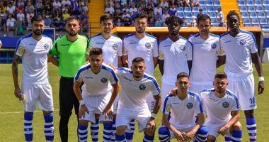 SSC Farul Constanţa a bifat prima înfrângere în liga secundă