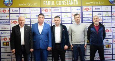 """Foştii jucători ai Farului s-au alăturat proiectului SSC Farul. """"Obiectivul principal este promovarea"""""""