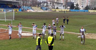 SSC Farul, victorie la Slobozia