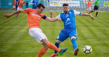 SSC Farul, victorie după un gol marcat în prelungiri