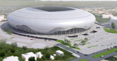 """Foto : Constanţa va avea un nou stadion! """"Vă garantez că va rivaliza cu cel de la Craiova"""""""