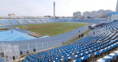 """Ministrul Tineretului şi Sportului inspectează bazele sportive din Constanţa. Va da stadionul """"Farul"""" administraţiei locale?"""