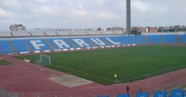 Stadionul Farul intră în reparaţii