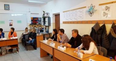 Stagii de practică în Salonic pentru elevi din Medgidia