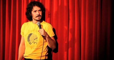 Stand-up comedy, la Harlequin
