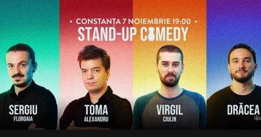 Fanii stand-up-ului sunt așteptați la o nouă porție de râs