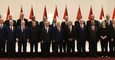 Statele Unite adresează felicitări noului guvern palestinian