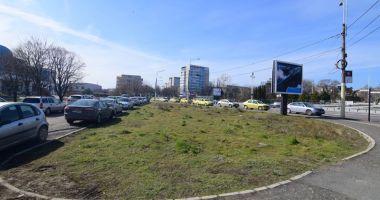 Staţia de autobuze de la Poarta 2, mutată temporar