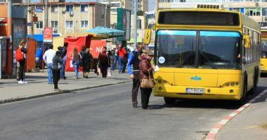Cum circulă autobuzele de Rusalii, la Constanţa