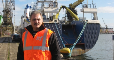 Foto : Statul rom�n le-a �ntors spatele sutelor de navigatori din flota norvegian�