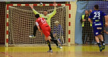 HC Dobrogea Sud, victorie cu Steaua, după un final DRAMATIC. Iancu - eroul meciului