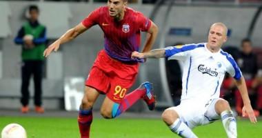Fotbal / Victorie mare pentru Steaua! 2-1 cu Molde