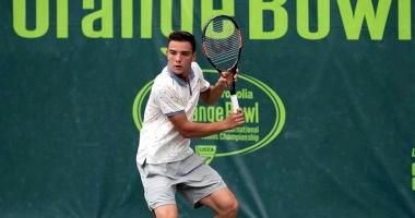 Ştefan Paloşi s-a oprit  în semifinalele turneului de la Tashkent