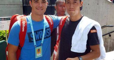 Ştefan Paloşi, victorie în primul tur la Roland Garros Juniors