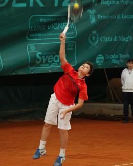 Tenismanul constănţean Ştefan Paloşi, campion la Dyadora
