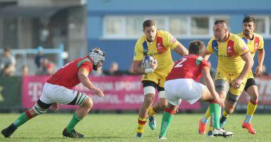 """""""Stejarii"""" coboară  o poziţie în clasamentul World Rugby"""