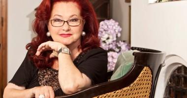 """Stela Popescu lansează """"poveşti gustoase"""" din copilărie"""