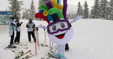 Prezenţă numeroasă pentru România, la Festivalul Olimpic de Tineret European, ediţia de iarnă