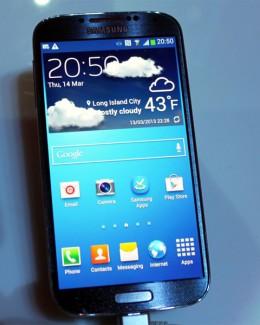 Galaxy S4 - disponibil şi în magazinele din România