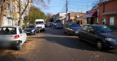 GALERIE FOTO. O stradă importantă din Constanța revine la două sensuri