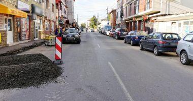 Strada Liliacului, din cartierul KM 4 - 5, intră în reabilitare