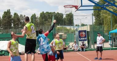 Streetball-ul revine la Constanţa! Astăzi, ultima zi de înscrieri la Summer 3x3 Madness