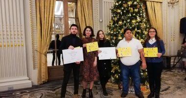 Dovadă de profesionalism! Studenţii  de la Jurnalism, premiaţi la Gala EFOR
