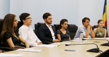 Practică pentru studenţi, la Ministerul Dezvoltării Regionale