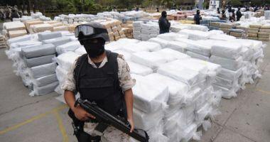 SUA şi Mexic vor înfiinţa o echipă comună  pentru a lupta împotriva cartelurilor de droguri