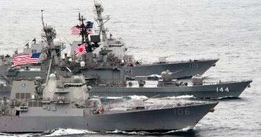 SUA şi Japonia au efectuat cu succes un test  al sistemului Aegis