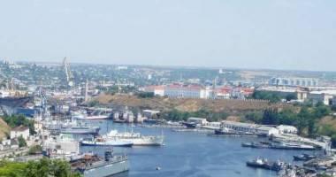 SUA au pus porturile din Crimeea pe lista neagră
