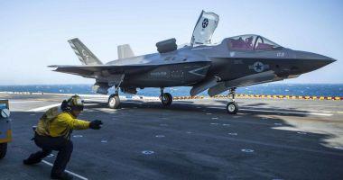 SUA îşi extind vânzările de avioane de luptă F-35 în cinci state. Cine se află pe listă