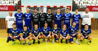 Succese pentru echipele constănţene de handbal masculin, în Divizia A