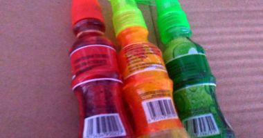 Sucuri contrafăcute, aduse din China